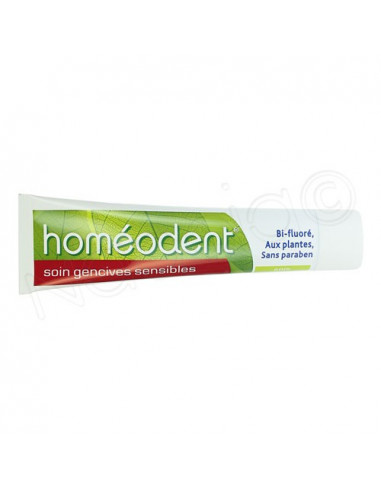 Homéodent Soin Gencives Sensibles Anis Tube 75ml