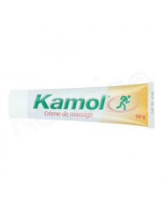 KAMOL Crème chauffante. Tube de 100g - ACL 4366324