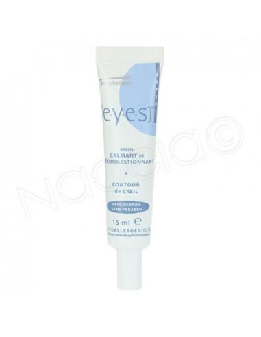 EYES Crème soin calmant décongestion contour des yeux. Tube de 15ml - ACL 4430275