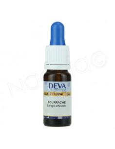 Elixir Floral Deva Bourrache Flacon 10ml