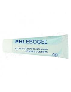 Phlebogel Jambes Lourdes Tube 100g