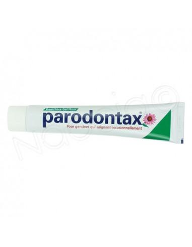 Paradontax Dentifrice Gel Fluor Tube 75ml