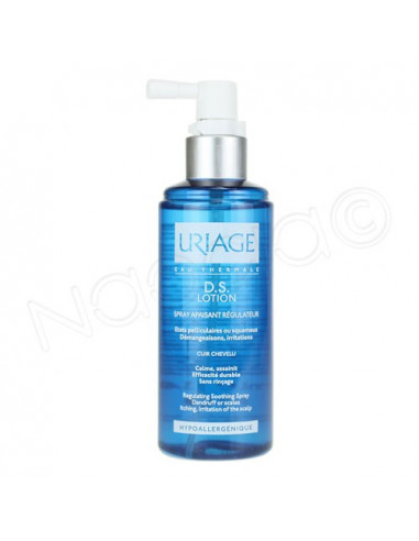 Uriage DS Lotion Spray Apaisant Régulateur Etats Pelliculaires. Spray 100ml