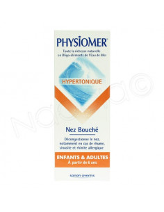 Physiomer Nez Bouché Pocket. Spray 25ml