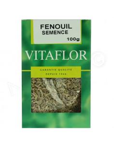 Vitaflor Fenouil Semence sachet 100g