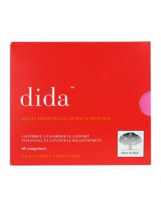 Dida Confort Intestinal & Ballonnements. Boite 60 comprimés