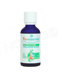 Puressentiel Respiratoire Inhalation Humide. Flacon 50ml