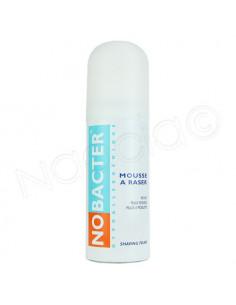 NOBACTER Mousse à raser peau sensible. Aérosol de 150ml - ACL 7385598