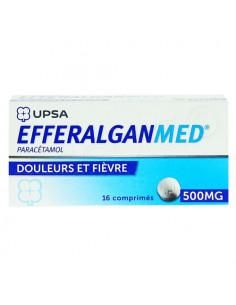 Efferalganmed douleurs et fièvre 500mg 16 comprimés