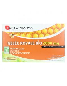 Forté Pharma Gelée Royale Bio 2000mg. x20 ampoules de 15ml