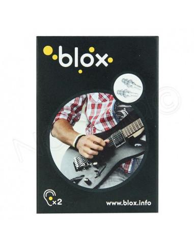 Blox Musique bouchons d'oreilles 2 paires