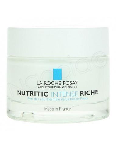 Nutritic Intense Riche Crème Nutri-Reconstituante Profonde. Pot 50ml