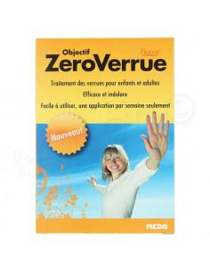 Objectif ZeroVerrue Traitement des verrues. 5ml
