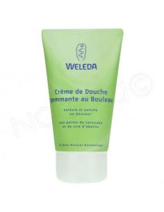Weleda Crème de Douche Gommante au Bouleau. 150ml