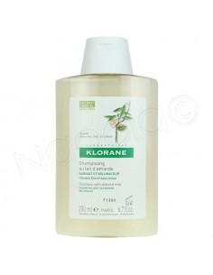 KLORANE Shampooing Volumateur au Lait d'Amande. Flacon de 200ml - ACL 6160590