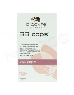 Biocyte BB Caps Peau Parfaite. Boite 30 capsules
