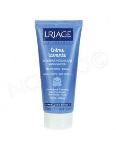 Uriage Crème lavante Surgras moussant. Tube 200ml