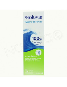 Physiomer Hygiène de l'Oreille Enfants & Adultes. Spray 115ml