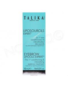 Talika Liposourcils Expert Soin Conditionneur & Intensificateur des Sourcils. 10ml