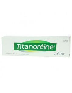 Titanoréïne Crème. Tube 40 g