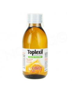 Toplexil Toux Sèches et Irritatives Sans Sucre. 150ml