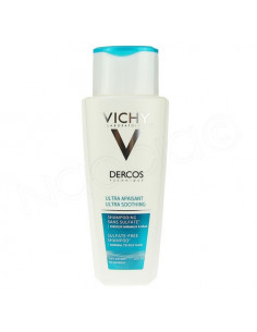 Vichy Dercos Ultra Apaisant Shampooing Cheveux Normaux-Gras. 200ml