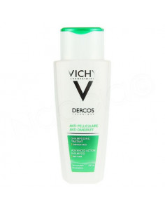 Vichy Dercos Technique Shampooing antipelliculaire cheveux secs. Flacon 200ml