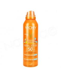 Vichy Idéal Soleil SPF50 Brume Anti-Sable Enfants. 200ml