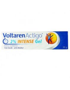 Voltaren Actigo 2 pour cent Intense gel Tube 30g