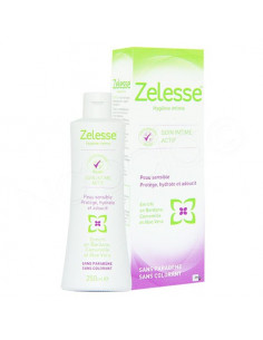 Zelesse Hygiène Intime Soin Intime Actif. 250ml