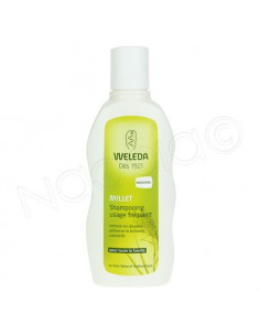 Weleda Millet Shampooing usage frequent