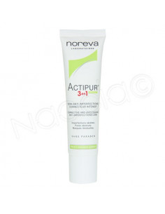 Noréva Actipur 3en1 Soin Anti-Imperfections Correcteur Intensif. Tube 30ml