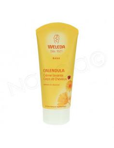 WELEDA BEBE Crème Lavante Corps et cheveux. Tube de 200ml - ACL 4696180