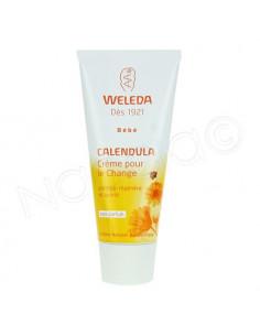 WELEDA BEBE Crème pour le change au Calendula. Tube de 75ml - ACL 6529629