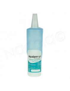 Bausch & Lomb Aqualarm UP Solution ophtalmique. Flacon 10ml