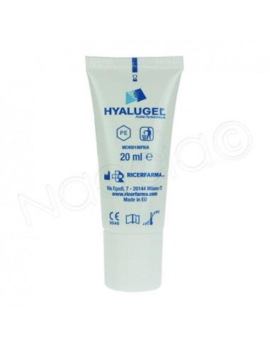 Hyalugel Ado Gel buccal. Tube de 20ml