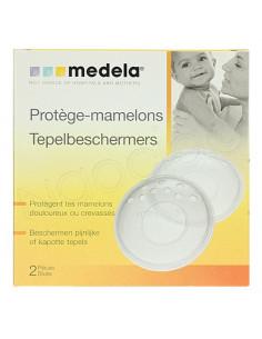 Medela Protège-mamelons. 2 pièces