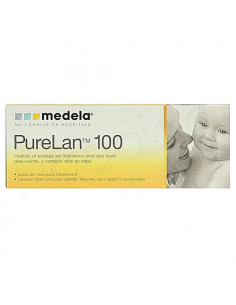 Medela PureLan 100 Crème d'allaitement. Tube de 39.3ml