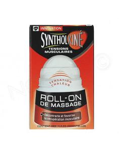 Syntholkiné Tension musculaire - Crème-Gel ou Roll-on de Massage