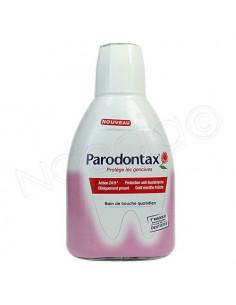 PARODONTAX Bain bouche quotidien. Flacon 500ml