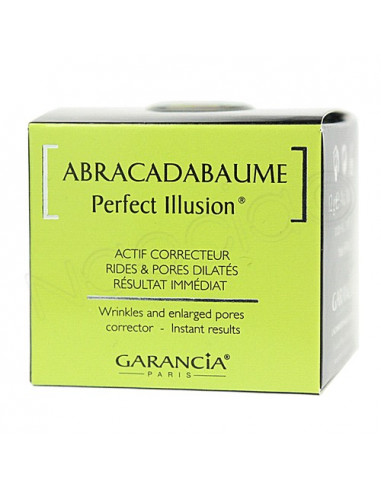 GARANCIA ABRACADABAUME Perfect Illusion - Baume rides. Pot de 12g