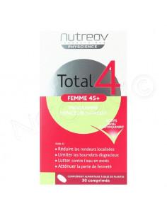 Total 4 Minceur 3D 45+. Boite 30 comprimés