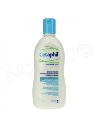 Cetaphil Restoraderm Nettoyant hydratant - Peaux atopiques. Flacon 295ml