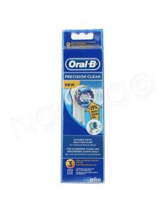 Oral B Precision Clean - 3 brossettes