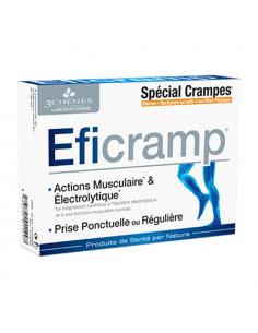 Eficramp Spécial Crampes diurnes/nocturnes. 30 comprimés