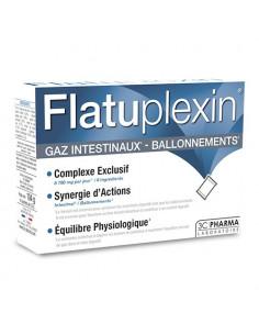 Flatuplexin Gaz Intestinaux - Ballonnements. 16 sachets