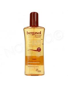 BERGASOL SPF6 Huile sèche Corps. Spray de 125ml