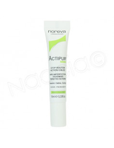 Actipur Stop Bouton Action Ciblée. Tube roll-on 10ml