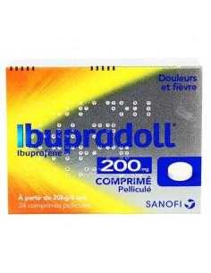 Ibupradoll 200mg comprimés pelliculés