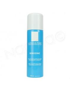 Serozinc Soluté de sulfate de zinc Assainissant Apaisant. Brumisateur 150ml. Spray de 150ml